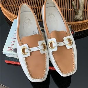 Tod's Driving Loafers Size 38